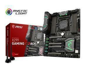 MSI X299 Gaming M7 Ack X299 LGA2066 Gaming Motherboard