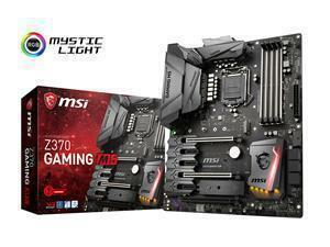 MSI Z370 Gaming M5 Socket LGA 1151-V2 ATX Motherboard
