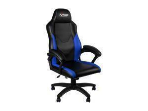 Nitro Concepts C100 Gaming Chair - Black/Blue