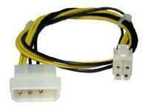 Molex to P4/64 Bit Power 4 Pin Square