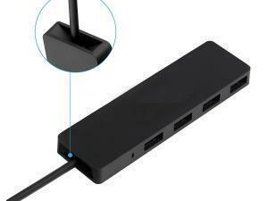 Addon ADDUH3-400 4 Ports USB 3.0 Compact Hub