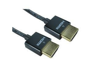 1m Super Slim HDMI Cable