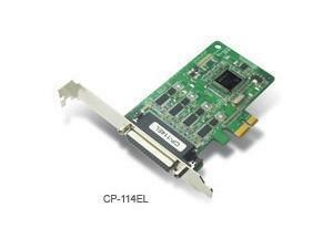 Moxa CP-114EL 4 Port RS-232/422/285 PCI Express Board