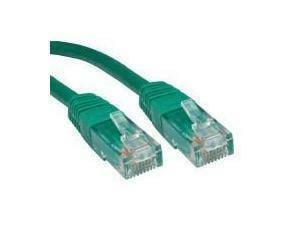 Green Cat6 Network Cable - 2m