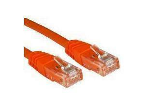 Orange Cat6 Network Cable - 2m