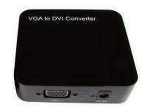 VGA to DVI-D Converter