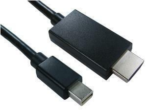 Mini DisplayPort (m) To HDMI (m) Cable 1m
