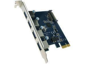 Novatech 4 Port USB 3.0 Adapter