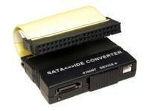 SATA Serial ATA - IDE Parallel ATA 2 Way Adaptor