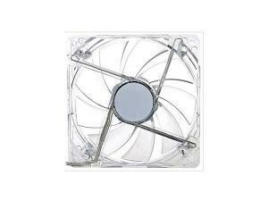 Novatech Clear Case Fan - 120mm 3 pin