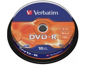 Novatech DVD-R 10pk