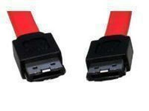 Novatech eSata - eSata Cable - 1m