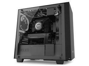 NZXT H400I Matte Black Mid Tower PC Case