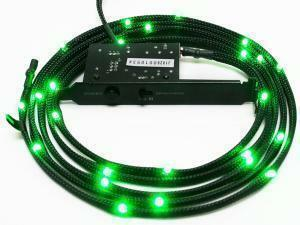 NZXT LED Cable 2 Metre Green