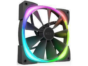 NZXT Aer RGB2 140mm Fan - 1x 140mm PWM Fan