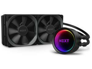 NZXT Kraken X63 RGB All In One 280mm Intel/AMD CPU Water Cooler