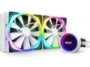 NZXT Kraken X63 White RGB All In One 280mm Water Cooler