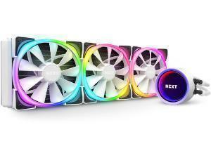 NZXT Kraken X73 White RGB All In One 360mm Water Cooler