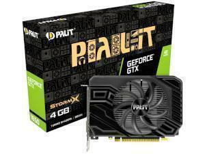 PALiT NVIDIA GeForce GTX 1650 StormX 4GB GDDR6 Graphics Card