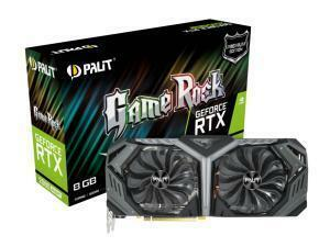 Palit GeForce RTX 2080 Super Gamerock Premium 8GB Graphics Card