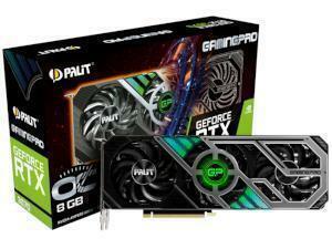 PALiT NVIDIA GeForce RTX 3070 GAMING PRO OC 8GB GDDR6 Graphics Card