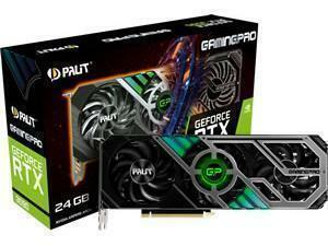 Palit Nvidia Geforce RTX 3090 Gaming Pro 24GB Ampere Graphics Card