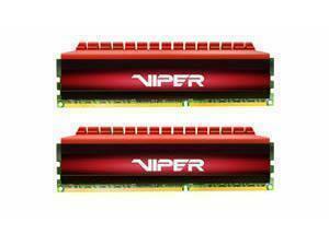 Patriot Viper 4 Series 8GB (2 x 4GB) DDR4 3000MHz Dual Channel Memory (RAM) Kit