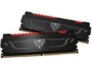 Patriot Viper Red LED Series DDR4 16GB 2 x 8GB 3000MHz Dual Channel Memory RAM Kit