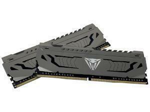 Patriot Viper Steel 16GB (2x8GB) DDR4 3200MHz Dual Channel Memory (RAM) Kit