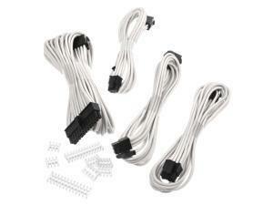 Phanteks Extension Cable Combo Kit - White