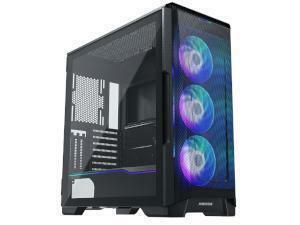 Phanteks Eclipse P500 Air ATX Case Tempered Glass DRGB Satin Black