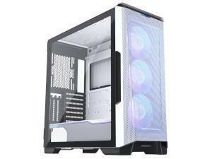 Phanteks Eclipse P500 Air ATX Case Tempered Glass DRGB Glacier White