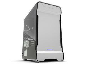 Phanteks Enthoo Evolv Micro-ATX Silver Tempered Glass Tower Chassis