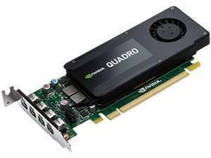 PNY Quadro K1200 4GB GDDR5 Professional Graphics Card