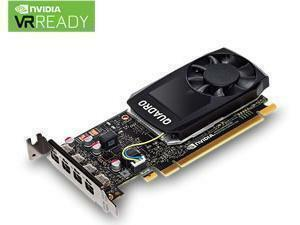PNY VCQP1000-PB Quadro P1000 Graphic Card