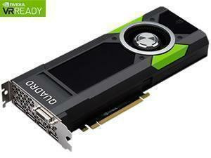 PNY Quadro P5000 16GB GDDR5X Professional Graphics Card