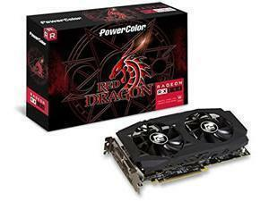 PowerColor AMD Radeon RX 580 8GB Red Dragon V2 Graphics Card