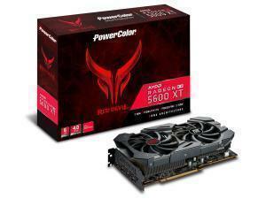 Powercolor Radeon Red Devil RX 5600XT 6GB GDDR6 Graphics Card