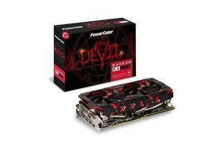 PowerColor Red Devil Radeon RX590 8GB GDDR5 Graphics Card