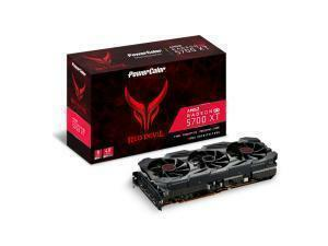 *B-stock item-90 days warranty*Powercolor Radeon Red Devil RX 5700 XT 8G Navi Graphics Card
