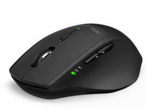 Rapoo MT550 Multi-mode Wireless Optical Mouse Black