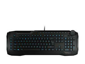 ROCCAT Horde Membranical Gaming Keyboard, UK Layout, Black