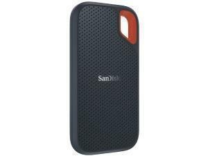 Sandisk Extreme Portable 2TB External Solid State Drive (SSD)
