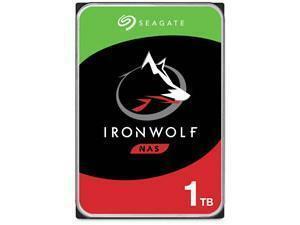"Seagate IronWolf 1TB 3.5"" NAS Hard Drive (HDD)"