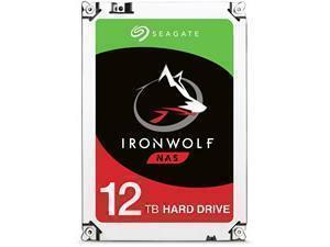 "Seagate IronWolf 12TB 3.5"" NAS Hard Drive (HDD)"
