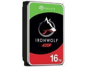"Seagate IronWolf 16TB 3.5"" NAS Hard Drive (HDD)"