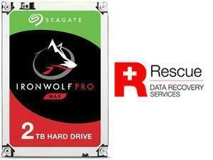 Seagate IronWolf Pro 2TB NAS 3.5inch Hard Drive HDD