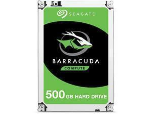 Seagate BarraCuda 500GB 3.5inch Desktop Hard Drive HDD