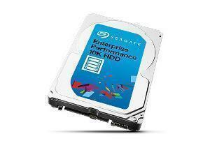 """Seagate Enterprise class 2.5"""" 600GB SAS 10k Hard Drive"""