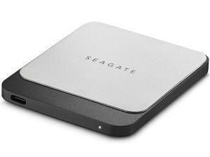Seagate Fast 2TB External Solid State Drive (SSD)